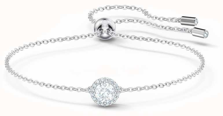 Swarovski Angelic | Rhodium Plated | Bracelet | White 5567934