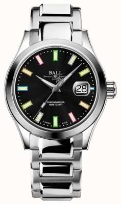 Ball Watch Company Engineer III Auto | Limited Edition | Black Dial | Multi NM2026C-S28C-BK