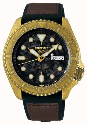 Seiko Mens | 5 Sport | Automatic | Vintage | Watch SRPE80K1