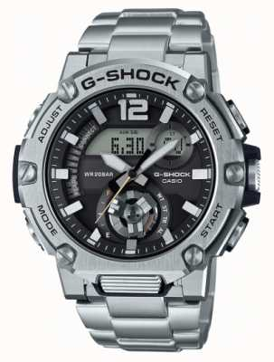 Casio G-SHOCK | G-STEEL | Carbon Core Guard | Bluetooth | Solar GST-B300SD-1AER