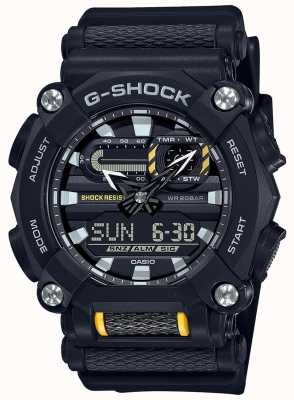 Casio G-SHOCK | Heavy Duty | World Time | Black Resin GA-900-1AER