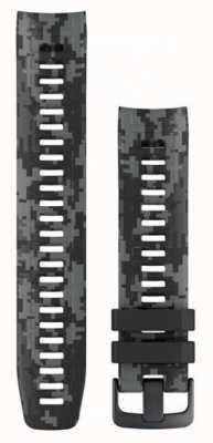 Garmin Instinct Graphite Camo Watch Band 010-12854-27