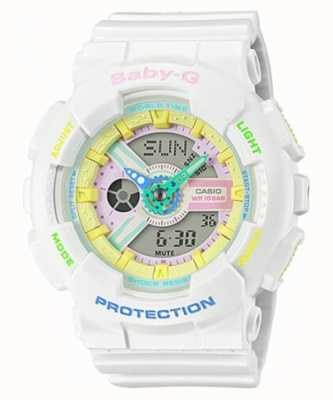 Casio Baby-G Decora Rainbow Detail Watch BA-110TM-7AER