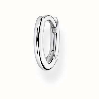 Thomas Sabo Sterling Silver Single Hoop Earring | 12mm CR660-001-21