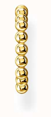 Thomas Sabo 18k Yellow Gold Plated Single Ear Cuff EC0017-413-39