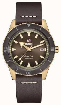 RADO XL 'Captain Cook' Automatic Bronze R32504306