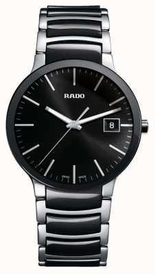 RADO Rado Centrix L Ceramic Mens Bracelet R30934162