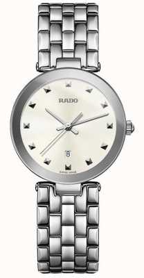 RADO Florence Ladies Quartz Stainless Steel White Dial R48874023