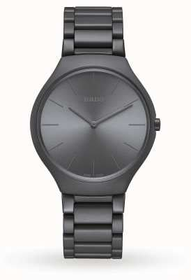 RADO True Thinline Les Couleurs Iorn Grey Limited Edition R27091612