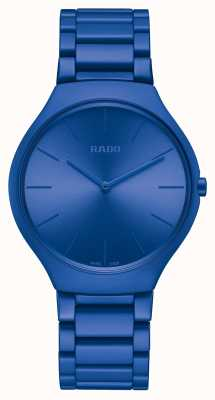 RADO True Thinline Les Couleurs Spectacular Ultramarine R27092622