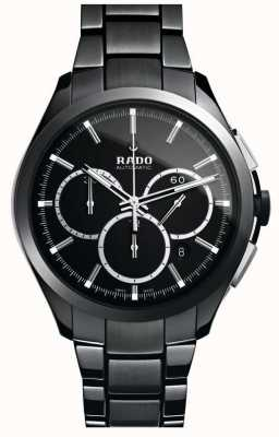 RADO Hyperchrome XL Mens Automatic Black Dial Ceramic R32275152