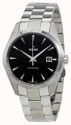RADO Hyperchrome L Mens Automatic Stainless Steel Black Dial R32115163
