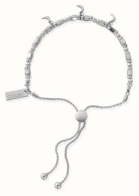 ChloBo Triple Moon Adjuster Bracelet | Sterling Silver SBA781
