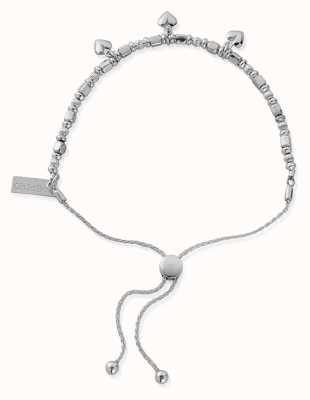 ChloBo Triple Star Adjuster Bracelet | Sterling Silver SBA1199