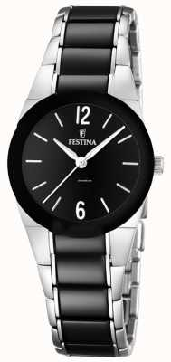 Festina Ladies Quartz Ceramic Bracelet F16534/2