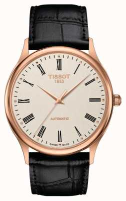 Tissot Mens Excellence Automatic 18K Gold T9264077626300