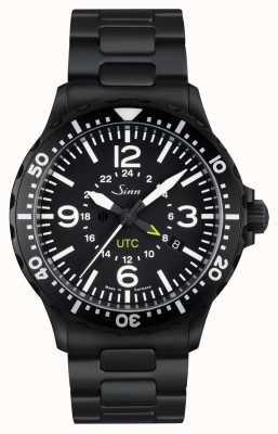 Sinn 857 S UTC | Black PVD Bracelet 857.020 BRACELET