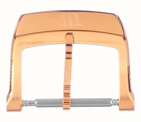 Maurice Lacroix Rose Gold Plated Stainless Steel Buckle | 18mm ML500-5004