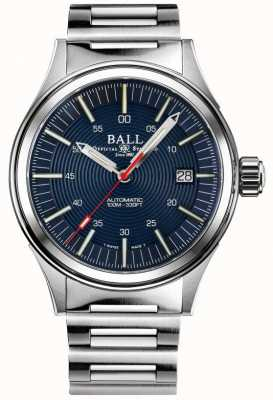 Ball Watch Company Fireman NightBreaker | Stainless Steel Bracelet | Blue Dial | 40mm NM2188C-S13-BE