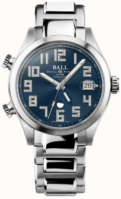 Ball Watch Company Engineer II | Timetrekker | Limited Edition | Chronometer GM9020C-SC-BE