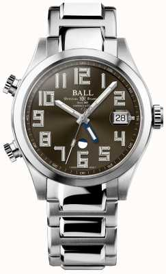Ball Watch Company Engineer II | Timetrekker | Limited Edition | Chronometer GM9020C-SC-BR