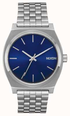 Nixon Time Teller | Blue Sunray | Stainless Steel Bracelet | Blue Dial A045-1258-00