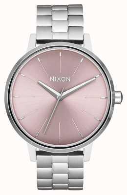 Nixon Kensington  | Silver / Pale Lavender | Stainless Steel Dial A099-2878-00