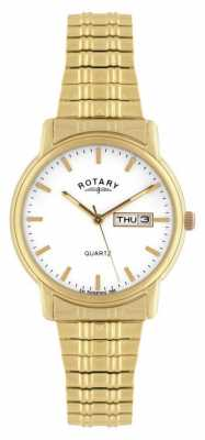 Rotary Gold Plated GBI02764/08