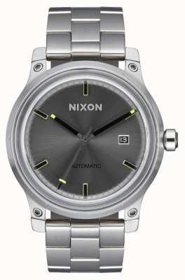 Nixon 5th Element | Black | Stainless Steel Bracelet | A1294-000-00