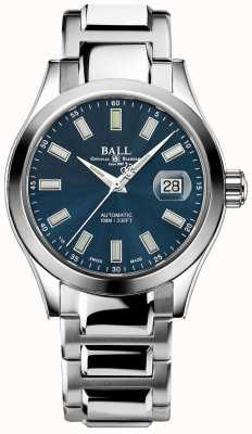 Ball Watch Company Engineer III Marvelight | Stainless Steel | Blue Dial NM2026C-S10J-BE