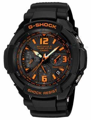 Casio G-Shock Pilots Watch GW-3000B-1AER