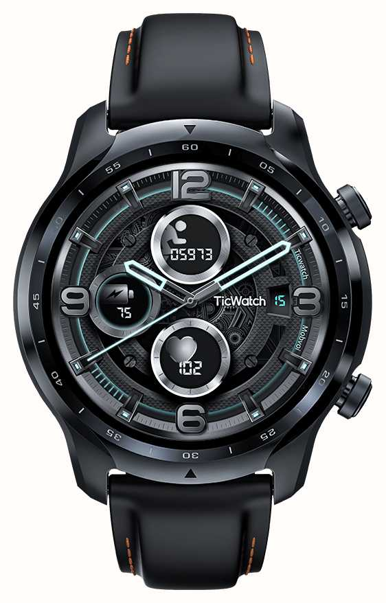 TicWatch 143398-WH12018