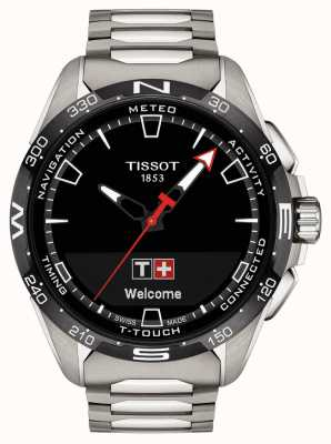 Tissot T-Touch USED | Connect Solar | Titanium T1214204405100-USED