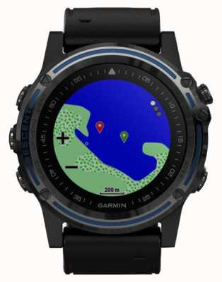 Garmin Descent Mk1 Dive Computer | Grey Sapphire With Black Band 010-01760-12
