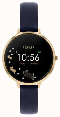 Radley Series 03 Activity Tracker | Blue Leather Strap RYS03-2004