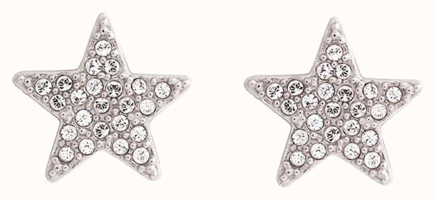 Olivia Burton Celestial | Silver Stud Earrings OBJCLE33