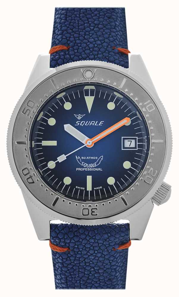 Squale 1521PROFSS-CIN20RZBL