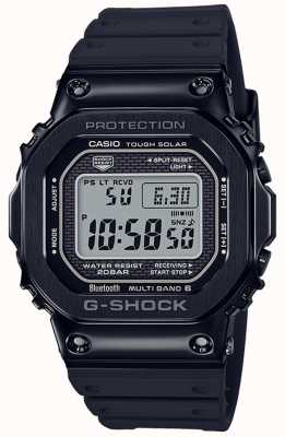 Casio G-Shock Resin Band Black IP Bezel GMW-B5000G-1ER