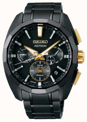 Seiko Astron | Limited Edition | GPS Solar | Titanium Bracelet SSH073J1