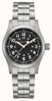 Hamilton Khaki Field Mechanical | Stainless Steel Bracelet | 38mm H69439131