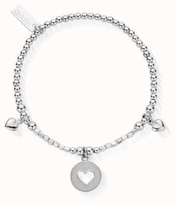 ChloBo The Soul Connection Bracelet Heart SBVAL21
