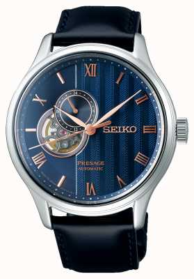 Seiko Presage Japanese Zen Garden 'Sakura By Night' | Ex Display SSA421J1EX-DISPLAY