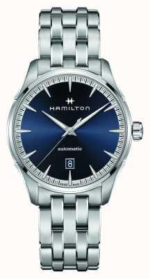 Hamilton Jazzmaster | Auto | Stainless Steel Bracelet | Blue Dial H32475140