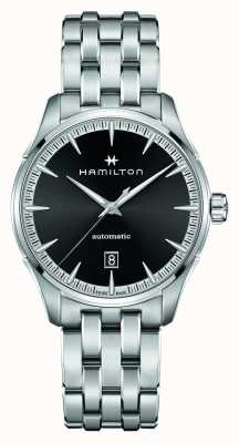 Hamilton Jazzmaster | Auto | Stainless Steel Bracelet | Black Dial H32475130