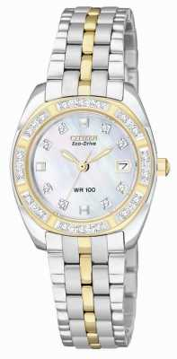 Citizen Womens Eco-Drive Paladion EW1594-55D