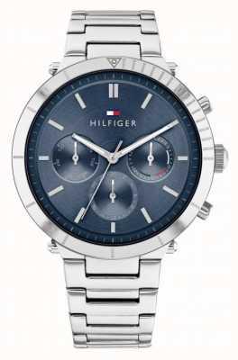 Tommy Hilfiger Emery | Women's Stainless Steel Bracelet | Blue Dial 1782349