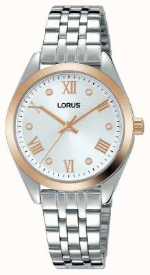 Lorus Women's | Silver Dial | Stainless Steel Bracelet RG256SX9