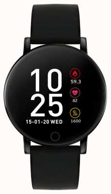 Reflex Active Series 5 Smart Watch | HR Monitor | Colour Touch Screen | Black Strap RA05-2022