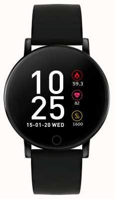 Reflex Active Series 5 Smart Watch | HR Monitor | Colour Touch Screen | Black Strap RA05-2022