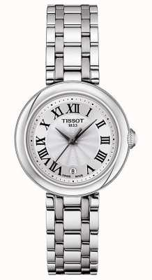 Tissot Bellissima | Silver Dial | Stainless Steel Bracelet T1260101101300